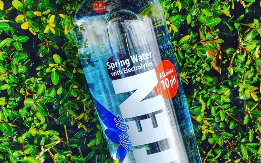Brand Spotlight: TEN Spring Water