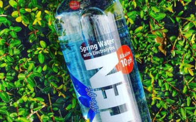Brand Spotlight: TEN Spring Water